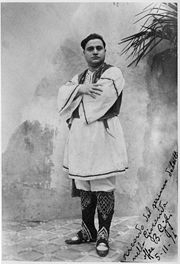 Portrait of Beniamino Gigli (click to view image source)