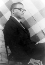 Portrait of Billy Strayhorn (click to view image source)