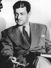 Portrait of Preston Sturges (click to view image source)