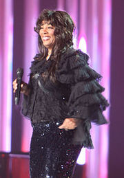 Portrait of Donna Summer (click to view image source)