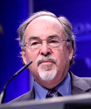 Portrait of David Horowitz (click to view image source)