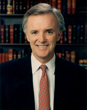 Portrait of Bob Kerrey (click to view image source)