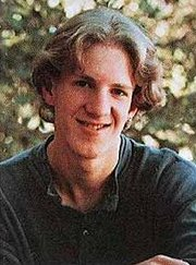 Portrait of Dylan Klebold  (click to view image source)