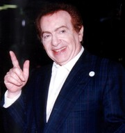 Portrait of Jackie Mason (click to view image source)