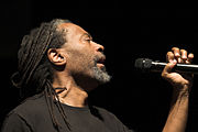 Portrait of Bobby McFerrin (click to view image source)