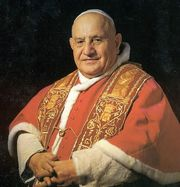 Portrait of Pope John XXIII (click to view image source)