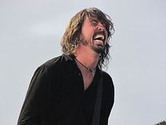 Portrait of Dave Grohl (click to view image source)