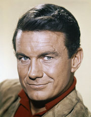 Portrait of Cliff Robertson (click to view image source)