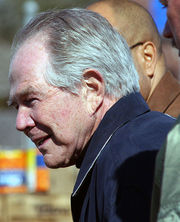 Portrait of Pat Robertson (click to view image source)