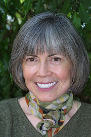 Portrait of Anne Rice (click to view image source)