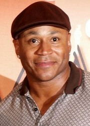 Portrait of LL Cool J. (click to view image source)