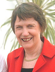 Portrait of Helen Clark (click to view image source)
