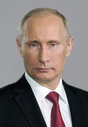 Portrait of Vladimir Putin (click to view image source)