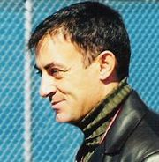 Portrait of Jean Alesi (click to view image source)