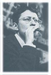 Portrait of Guy Louis Debord  (click to view image source)