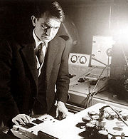 Portrait of Pierre Schaeffer  (click to view image source)