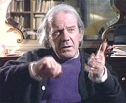 Portrait of Gilles Deleuze  (click to view image source)