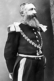 Portrait of King of Belgium Leopold II (click to view image source)