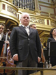 Portrait of Daniel Barenboim (click to view image source)