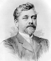 Portrait of Gustave Eiffel (click to view image source)
