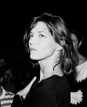 Portrait of Jane Birkin (click to view image source)