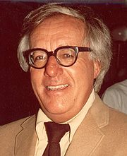 Portrait of Ray Bradbury (click to view image source)