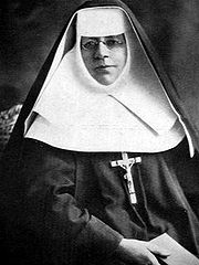 Portrait of Katharine Drexel (click to view image source)