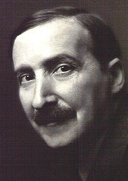 Portrait of Stefan Zweig (click to view image source)