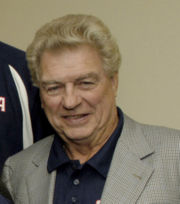Portrait of Chuck Daly (click to view image source)