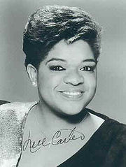 Portrait of Nell Carter (click to view image source)