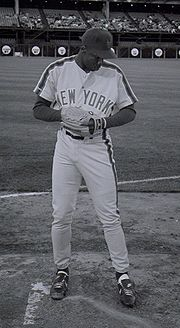 Portrait of Dwight Gooden (click to view image source)