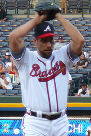 Portrait of John Smoltz (click to view image source)