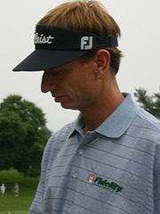 Portrait of Brad Faxon (click to view image source)