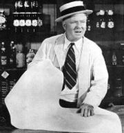 Portrait of W.C. Fields (click to view image source)