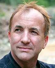 Portrait of Michael Shermer (click to view image source)