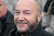 Portrait of George Galloway (click to view image source)