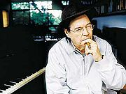 Portrait of Tom Jobim (click to view image source)