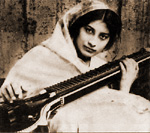 Portrait of Noor Inayat Khan (click to view image source)