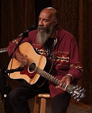Portrait of Richie Havens (click to view image source)