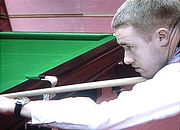 Portrait of Stephen Hendry (click to view image source)