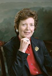 Portrait of Mary Robinson (click to view image source)