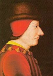 Portrait of King of France Louis XI (click to view image source)