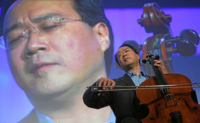 Portrait of Yo-Yo Ma (click to view image source)