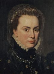 Portrait of Duchess of Parma Margaret (click to view image source)