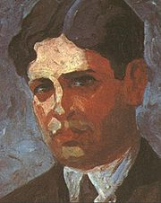 Portrait of Oswald de Andrade (click to view image source)