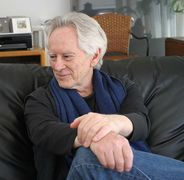 Portrait of Michael McClure (click to view image source)