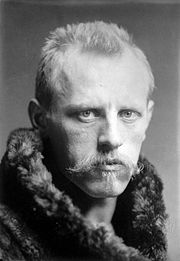 Portrait of Fridtjof Nansen (click to view image source)