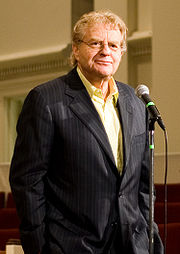Portrait of Jerry Springer (click to view image source)