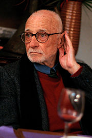 Portrait of Mario Monicelli (click to view image source)
