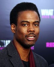 Portrait of Chris Rock (click to view image source)